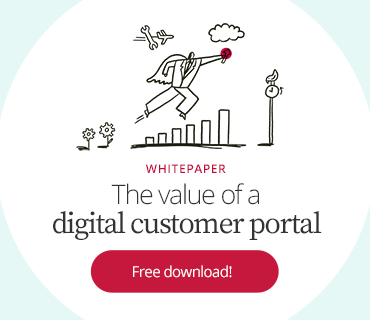 Digital customer portal
