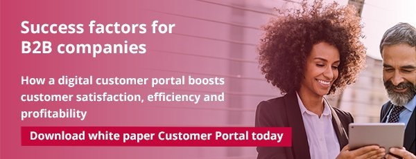 Download whitepaper Customer Portal today
