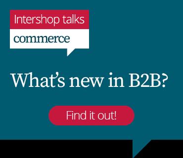 Intershop Commerce Talks