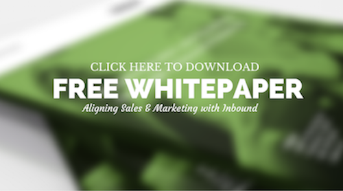 Free Whitepaper: aligning sales and marketing