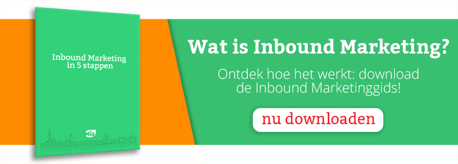 Inbound Marketing in 5 stappen