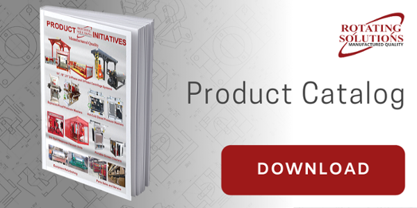 Rotating Solutions Product Catalog Download