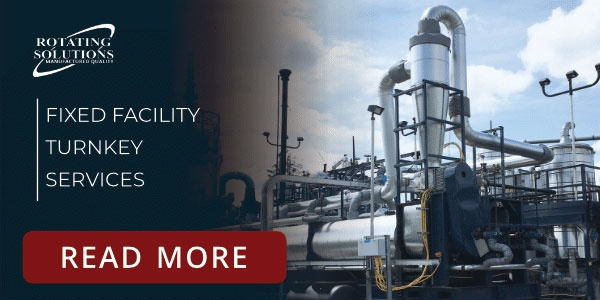 Rotating Solutions Fixed Facility Turnkey Services