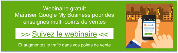 Webinaire google my business gratuit
