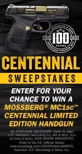 Centennial Sweepstakes