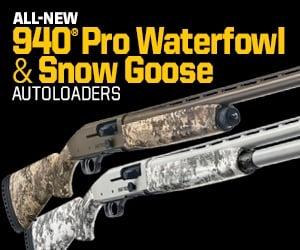 940 Pro Waterfowl & Snow Goose