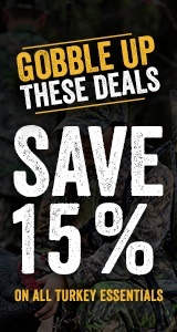 Mossberg Turkey Sale