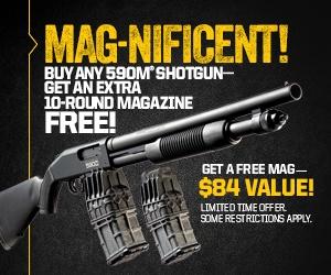 590M Magazine Offer