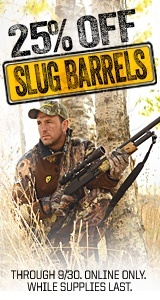 Slug Barrel Sale