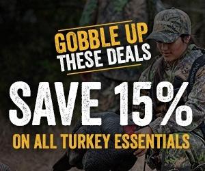 Mossberg Turkey Sale