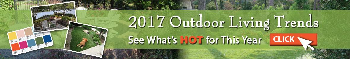 2917 Outdoor living trends