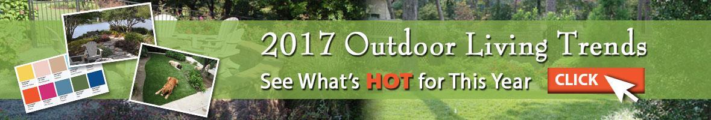 2917 Outdoor living trends