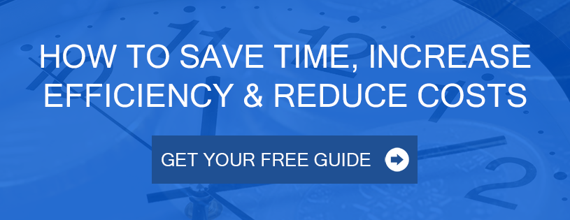 How to save time and increase efficiency
