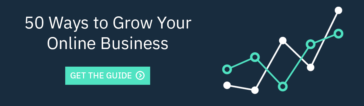 50 Ways To Grow Your eCommerce Business