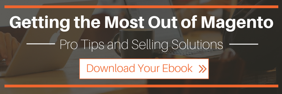 Getting the Most Out of Magento Ebook