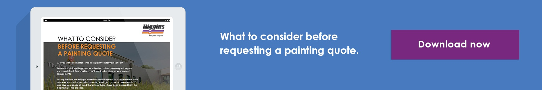 What To Consider Before Requesting A Painting Quote