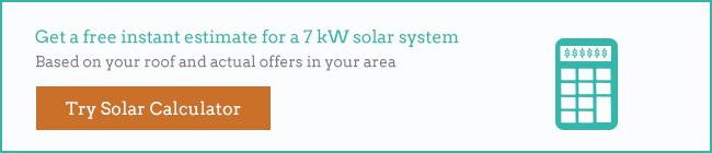 7000 watt solar system estimate