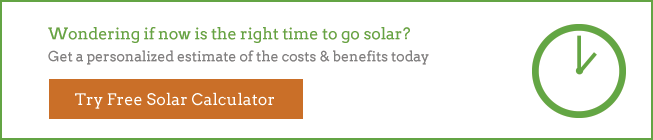 go solar now or wait graphic