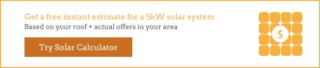 5000 watt solar system estimate