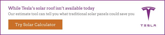 tesla solar panels graphic