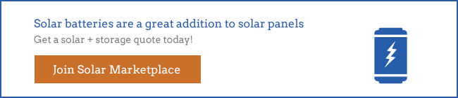 solar battery cost