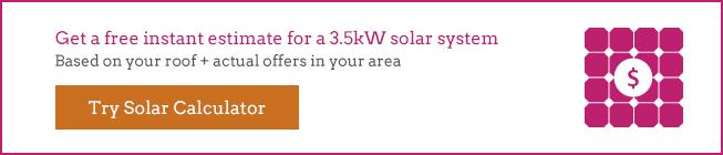 3500 watt solar system estimate