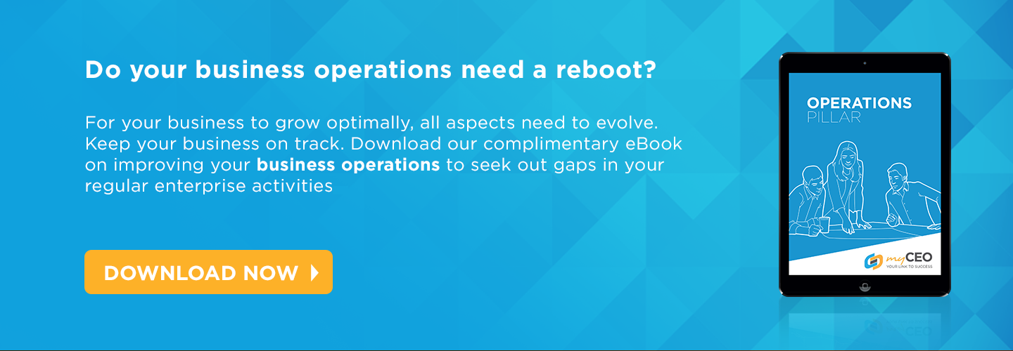 Download the Operations Pillar ebook