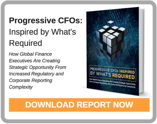 Progressive Chief Financial Officers: Inspired by what's required of Business Transformation