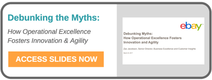 How Operational Excellence Fosters Innovation & Agility