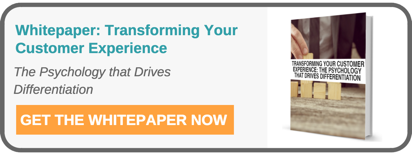 Whitepaper: Transforming Your Customer Experience