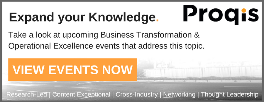 What is Operational Excellence to you? Learn more with the Business Transformation & Operational Excellence Events Schedule