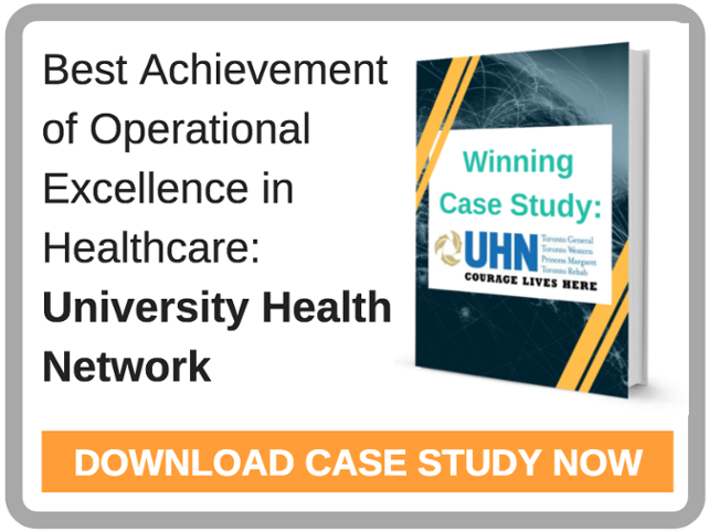 How UHN drive quality improvement through a patient-centred approach.