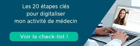 médecin digitalisation