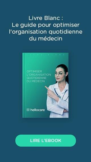 organisation médecin livre blanc