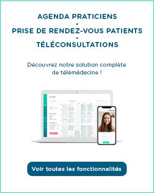 Solution de téléconsultation médecins
