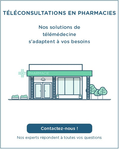 téléconsultations en pharmacies