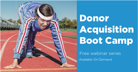 Donor Acquisition Webinar