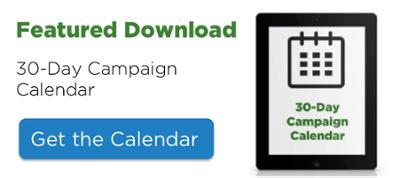 Fundraising Campaign Calendar