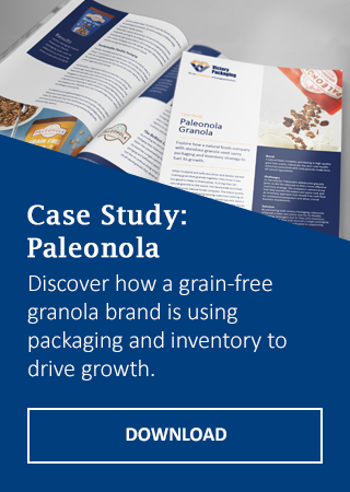 Paleonola Case Study:  packaging & inventory