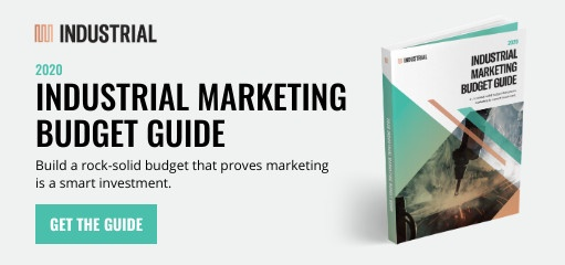 Industrial Marketing Budget Guide
