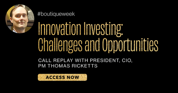 Innovation Investing: Challenges and Opportunities
