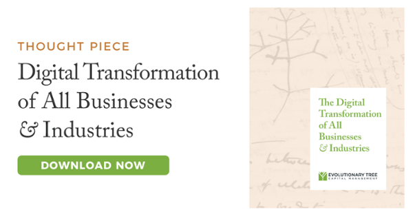 Thought Piece: Digital Transformation of All Businesses & Industries. Download Now.