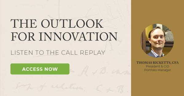 The Outlook For Innovation - Recorded on November 17, 2020