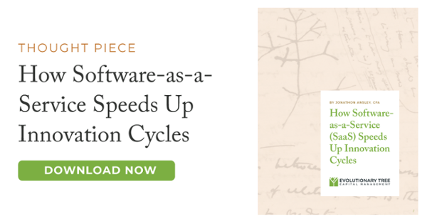 How Software-as-a-Service Speeds Up Innovation Cycles  - Download Now