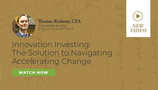 Webinar Presentation - Innovation Investing: The Solution to Navigating Accelerating Change