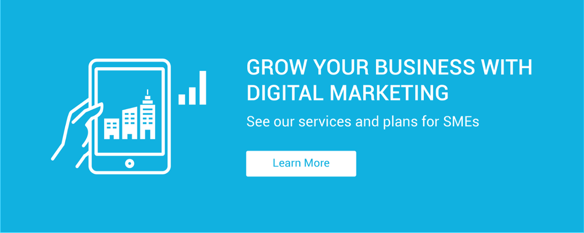 Learn more about our digital marketing services and plans for SMEs