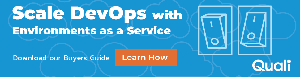 Download our Buyers Guide to Scaling DevOps with Environment as a Service