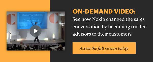 Nokia - Changing Behaviors to Change Perceptions