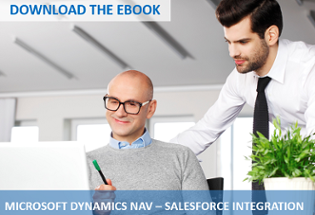 Microsoft Dynamics NAV Salesforce integration