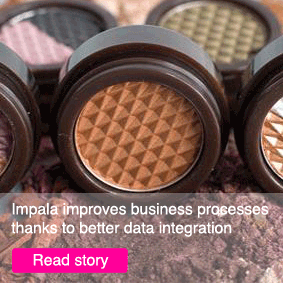Download IMAN Cosmetics Case story on how to replicate your MS Dynamics NAV databases